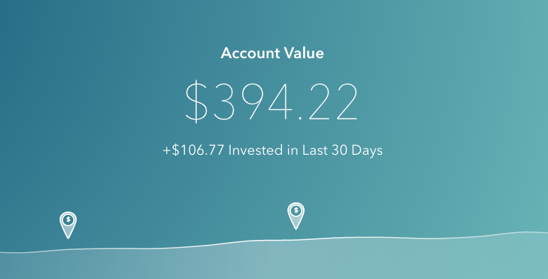 Acorns Account Summary