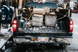 hauling with your truck for money