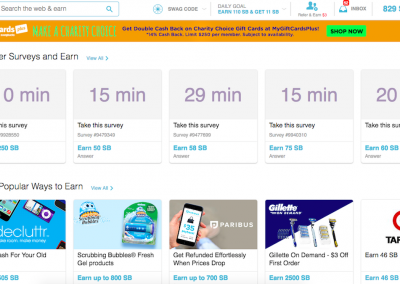 The Ultimate Guide to Making Money with Swagbucks