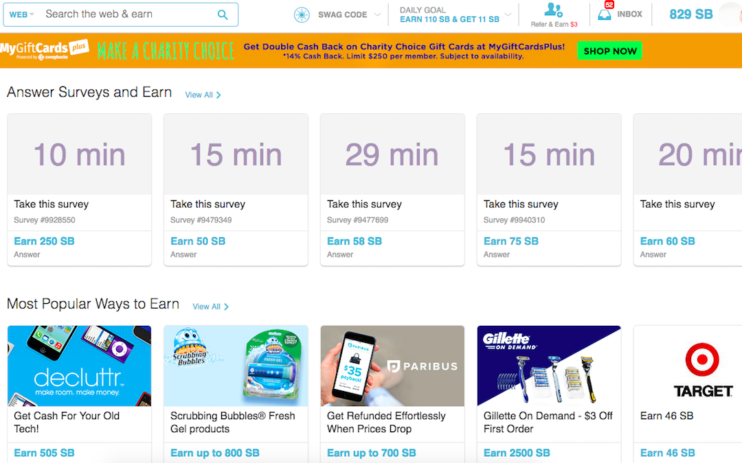 Ultimate Guide to Making Money on Swagbucks - How-To's & Hacks